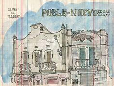 32º sketchcrawl in barcelona | por lapin barcelona