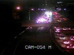 A car full of people dressed as zombies crashed on Interstate 84 near downtown Portland, causing initial confusion by people who witnessed the crash. Portland Police said the car was swerving in the eastbound lanes of the freeway just east of the Lloyd District just after 9:30 p.m. when it rolled over and crashed onto its top. Emergency crews took five victims from the crash to area hospitals with non-life-threatening injuries.