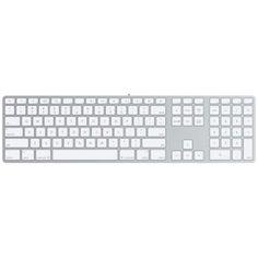 Apple Keyboard テンキー付き -US MB110LL/B アップル http://www.amazon.co.jp/dp/B005DPF08E/ref=cm_sw_r_pi_dp_RLYEub1NY5M12