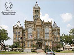 Lavaca County - Hallettsville, TX.