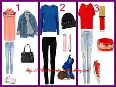 Polyvore, Image, Style, Fashion, Outfits, Desk, Swag, Moda, Stylus