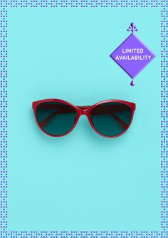 From 12pm Sunday 10th March you can snap up these Michael Kors Crosby Sunglasses for £45 (RRP £99!)