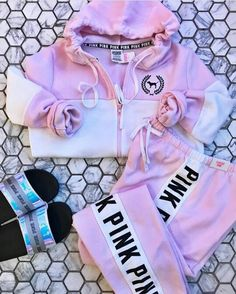 Feel free to text for a collaboration or other stuffPink Lazy Outfits, Sporty Outfits, Teen Fashion Outfits, Pink Outfits, Swag Outfits, Cute Outfits, Vs Pink Outfit, Victoria Secret Outfits, Victoria Secret Pink