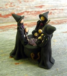 Witch's brew by MyHeavenSent on Etsy, $25.00