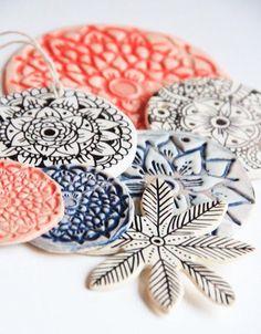 clays, snowman ornaments, crafti, salt dough, gift tags, christmas ornaments, diy, craft ideas, craft blogs