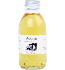 Akamuti - Olio di crusca di riso giapponese