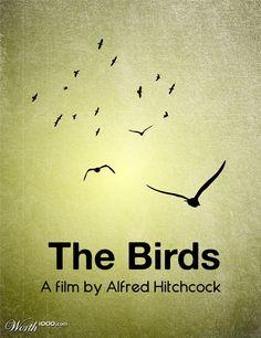 The Birds. Veja também: http://semioticas1.blogspot.com.br/2011/11/cahiers-du-cinema.html