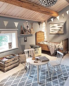 Boys play room inspiration.