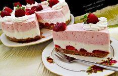 Sladké maškrty Archives - Page 4 of 38 - Recepty od babky Hungarian Desserts, Hungarian Recipes, Baking Recipes, Cookie Recipes, Dessert Recipes, Sweet Desserts, Sweet Recipes, Snacks Dishes, Yogurt Cake