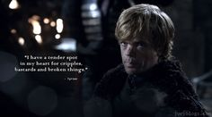 cripples bastards and broken things Game of Thrones