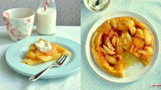 Francouzský obrácený koláč TARTE TATIN zná asi už každý, ale pokaždé má u všech velký úspěch. Zkuste tentokrát variaci z jablek a hrušek. Party Food And Drinks, Apple Pie, Macaroni And Cheese, French Toast, Curry, Brunch, Sweets, Meat, Baking