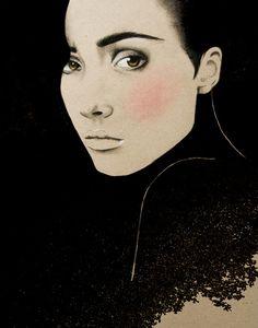 kelly thompson illustrations | Fashionadictas by Marcela: julio 2012