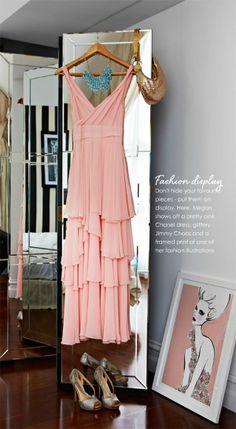 La casa perfecta del perfecto vestidor · The perfect home with the perfect closet