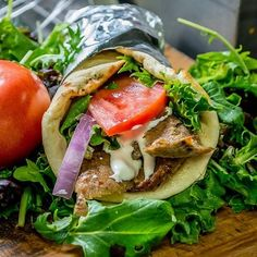 Uncle Gussy's - With stuffed pita sandwiches for just $6, Uncle Gussy's is a Midtown lunchtime favorite. You can find them each weekday at 51st St. & Park Ave. NY