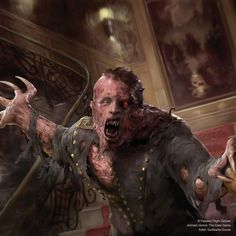 Lovecraftian Horror, Call Of Cthulhu, Monsters, Fantasy Art, Concept Art, Fictional Characters, Rpg, Conceptual Art, Fantasy Artwork