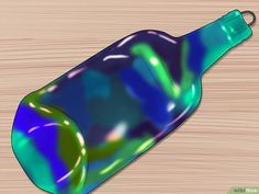 Image titled Flatten Glass Bottles Step 7