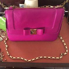 kate spade Handbags - Kate spade shoulder purse purple