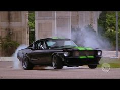Translogic heads to Austin, TX for a chance to drive an all-electric Zombie 222 '68 Mustang, converted by Mitch Medford and the team at Blood Shed Motors. Th...