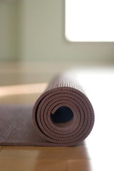 Photo about Simple close up of a yoga mat rolled up in a yoga studio. Image of simplicity, fitness, light - 7472284 Yoga Pictures, Yoga Photos, Yoga Equipment, No Equipment Workout, Le Pilates, Yoga Dance, Yoga Photography, Workout Aesthetic, Yoga Videos