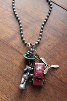 All Boy necklace by HaveFaithDesigns on Etsy