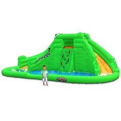 ultra croc 13 in 1 inflatable water park by blast zone nifty needs