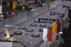 Start, GP Phoenix 1990. #F1