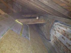 Holzbau - Sanierung - Referenzen - Deckensanierung in der Proitzer Mühle