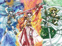 Magic Knights Rayearth