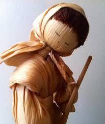 Resultado de imagem para imagens de artesanato de palha de milho