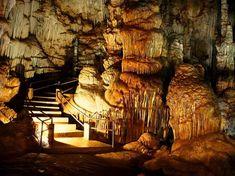 Turismo em cavernas alia aventura e natureza