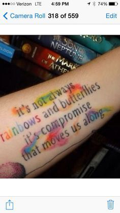 Colors w quote