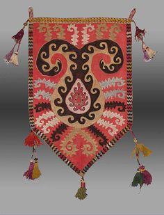 Uzbek Lakai Embroidery