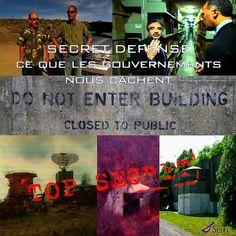 Projet Aliens Résistance: Secret Défense, ce que les gouvernements nous cach...