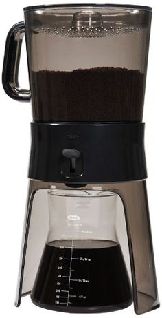 10. OXO Good Grips Cold Brew Coffee Maker