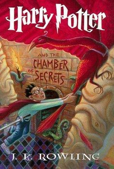 Harry Potter book 2
