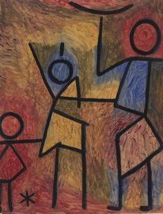 Пауля Клее, одного из главных авангардистов ХХ века, проблематично объяснить через односложные определения или ходульные аналогии - он пролетел мим...