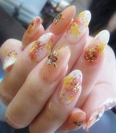 Ornate nail