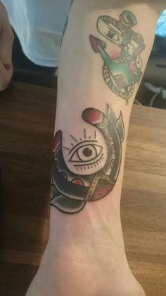 286 Beste Afbeeldingen Van Black And Bold Traditional Tattoos
