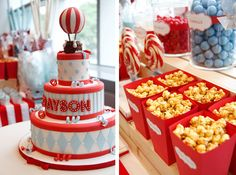 Carnival Party!! I've always wanted to plan a carnival birthday themed party!