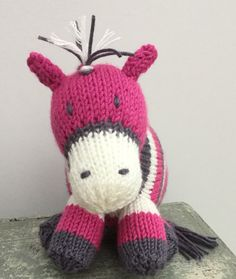 Handmade Toy-Plush-Stuffed Toy-Hand by Incywincybabyknits on Etsy