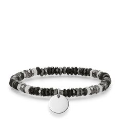 Bracelet, engravable from the Love Bridge collection in the THOMAS SABO online store