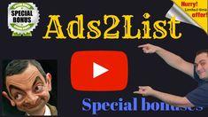 ads2list review ⚠️warning google lead ads ⚠️ custom bonuses