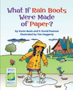 What If Rain Boots Were Made of Paper? asks students to imagine a series of unus. Science Resources, Science Books, Science For Kids, Science Activities, Science Ideas, Materials And Structures, Properties Of Materials, Materials Science, Kindergarten Science