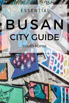 Want to make the most of your stay in vibrant Busan? We've got you covered in this Essential Busan City Guide. Includes videos, a map & the best of the city Busan South Korea, South Korea Travel, Seoul Korea, Asia Travel, Korea 20, Cities In Korea, Travel Guides, Travel Tips, Travel Destinations