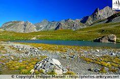 Lac du Col de la Vanoise (Savoie, Rhône-Alpes)