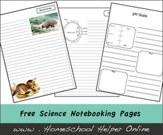 Lots of Printable Home School sheets for summer learning.