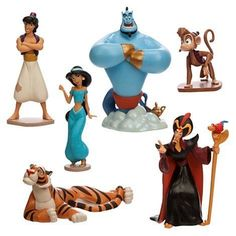 Disney Store Aladdin Figure Play Set >>> Continue to the product at the image link.
