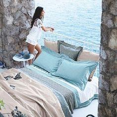 Скоро в продаже новая коллекция Осень/Зима 2017! Спешите купить текстиль от дома Frette по летним ценам со скидкой - 50% до 20.08. #stylish #chic #comfort #home #beautiful #frette #домашнийтекстиль #дизайн