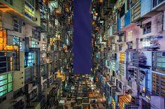 Hong Kong'un İlginç Binaları