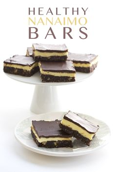 This healthy sugar-free version of the famed Canadian Nanaimo Bars will have you coming back for more!